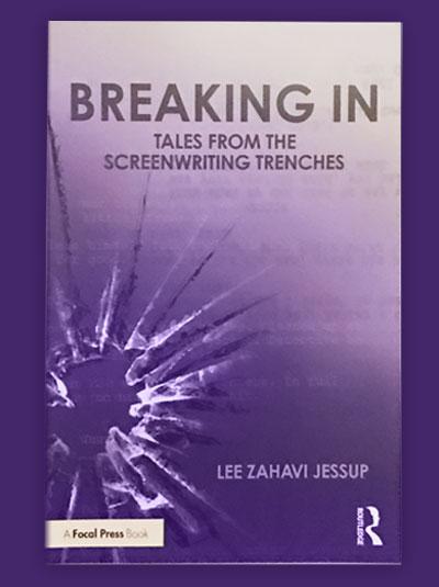 breaking in book