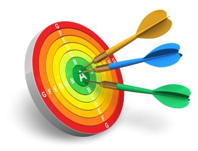 target screenwriting success image