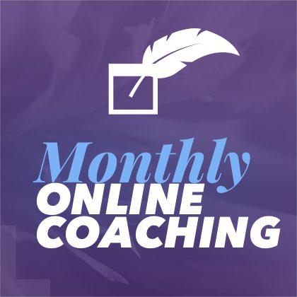 Monthly Online Coaching
